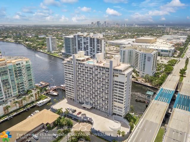 2800 E Sunrise Blvd 19B, Fort Lauderdale, FL 33304 (MLS #F10135269) :: Green Realty Properties