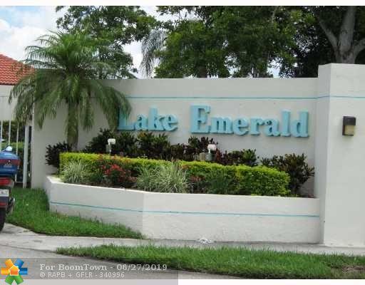 114 Lake Emerald Dr #407, Oakland Park, FL 33309 (MLS #F10136014) :: Patty Accorto Team