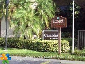 7960 NW 50th St #306, Lauderhill, FL 33351 (MLS #F10136374) :: Green Realty Properties
