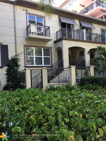 2625 NE 14th Ave Gc100, Wilton Manors, FL 33334 (MLS #F10136664) :: Green Realty Properties