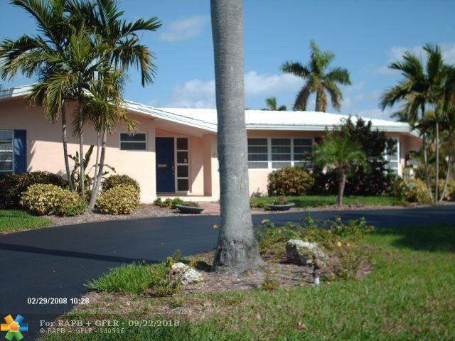2375 SE 8th St, Pompano Beach, FL 33062 (MLS #F10138102) :: Green Realty Properties