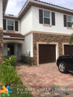 4333 Brewster Ln #4333, West Palm Beach, FL 33417 (MLS #F10140070) :: Green Realty Properties