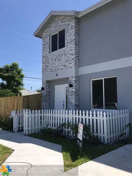 16 NW 11, Fort Lauderdale, FL 33311 (MLS #F10141912) :: Green Realty Properties