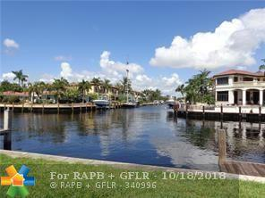 2601 NE 26TH AVE, Lighthouse Point, FL 33064 (MLS #F10142407) :: Green Realty Properties