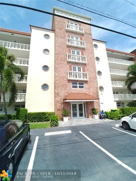 5100 Bayview Dr #501, Fort Lauderdale, FL 33308 (MLS #F10142608) :: Green Realty Properties