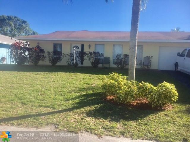 727 Place Tavant, Delray Beach, FL 33445 (MLS #F10143500) :: Green Realty Properties
