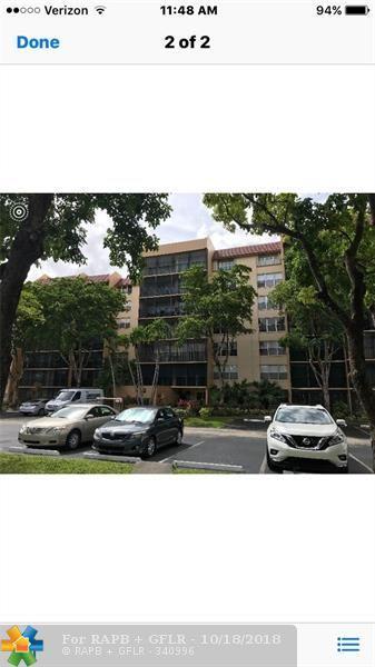 3821 Environ Blvd #206, Lauderhill, FL 33319 (MLS #F10144683) :: Green Realty Properties