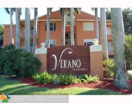 1885 Palm Cove Blvd #103, Delray Beach, FL 33445 (MLS #F10145868) :: Green Realty Properties