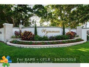 2802 Victoria Way C1, Coconut Creek, FL 33066 (MLS #F10146096) :: Green Realty Properties