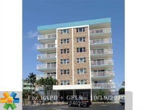 1770 S Ocean Blvd #308, Pompano Beach, FL 33062 (MLS #F10146124) :: Green Realty Properties