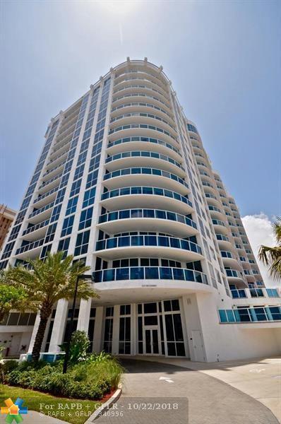 801 Briny #605, Pompano Beach, FL 33062 (MLS #F10146414) :: Green Realty Properties