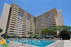 3333 NE 34th St #1518, Fort Lauderdale, FL 33308 (MLS #F10146801) :: Green Realty Properties