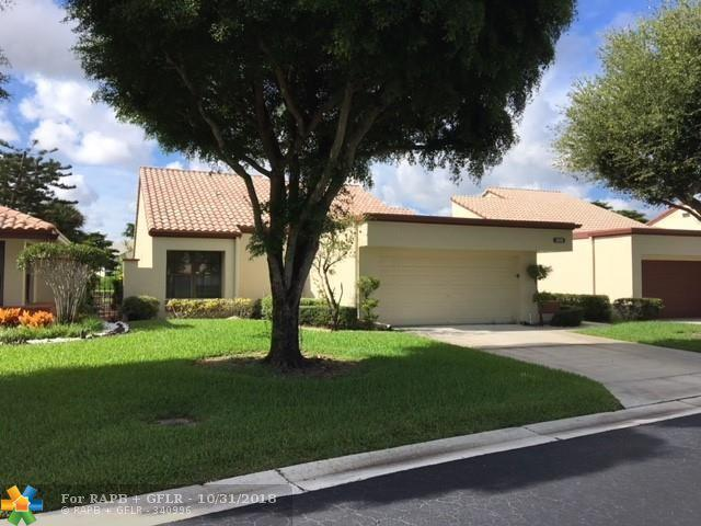 5594 Kiowa Cir, Boynton Beach, FL 33437 (MLS #F10146957) :: Green Realty Properties