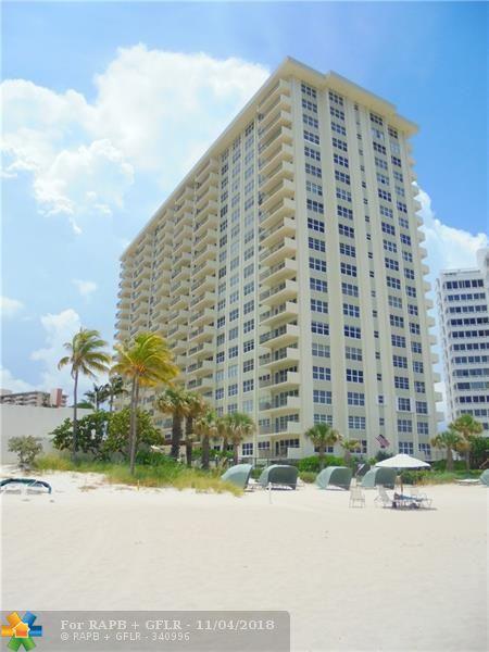 3550 Galt Ocean Dr #1001, Fort Lauderdale, FL 33308 (MLS #F10148054) :: Green Realty Properties