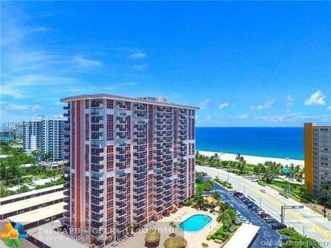 405 N Ocean Blvd #503, Pompano Beach, FL 33062 (MLS #F10148103) :: Green Realty Properties