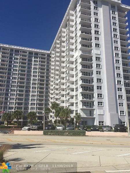 405 N Ocean Blvd #1109, Pompano Beach, FL 33062 (MLS #F10149104) :: Green Realty Properties