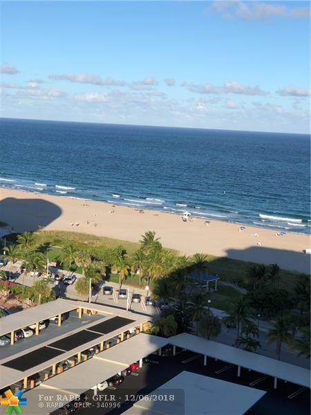 305 N Pompano Beach Blvd #1501, Pompano Beach, FL 33062 (MLS #F10149867) :: Green Realty Properties