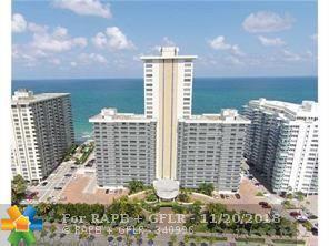3500 Galt Ocean Dr #312, Fort Lauderdale, FL 33308 (MLS #F10149960) :: Green Realty Properties