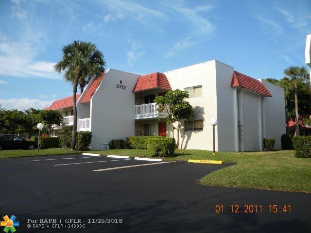 3772 Inverrary Blvd #206, Lauderhill, FL 33319 (MLS #F10150178) :: Green Realty Properties