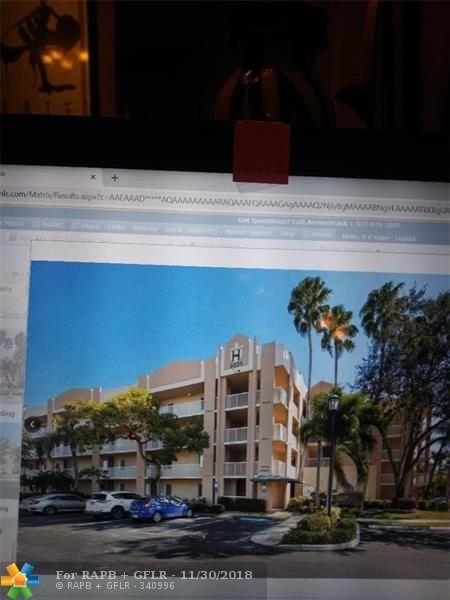 9525 Weldon Cir #412, Tamarac, FL 33321 (MLS #F10150292) :: Green Realty Properties