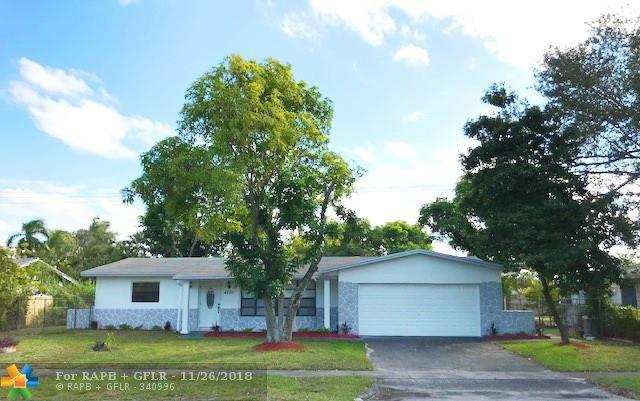 4330 NW 3rd Ct, Plantation, FL 33317 (MLS #F10150653) :: Green Realty Properties