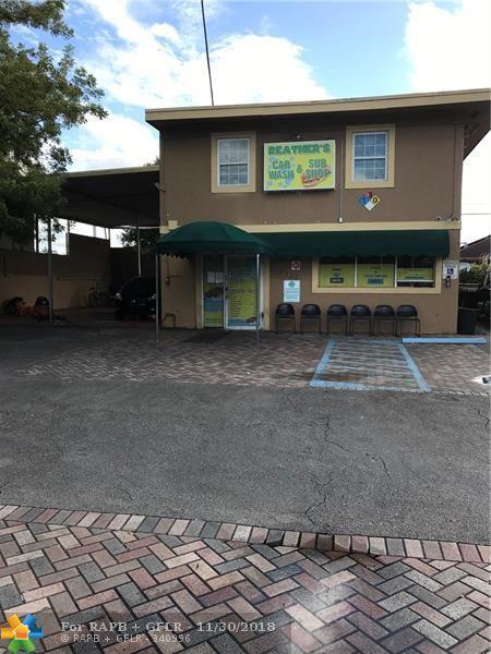 2708 W Sunrise Blvd, Fort Lauderdale, FL 33311 (MLS #F10151492) :: The O'Flaherty Team