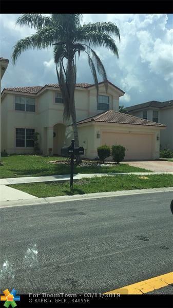 2031 SW 148, Miramar, FL 33027 (MLS #F10154989) :: GK Realty Group LLC