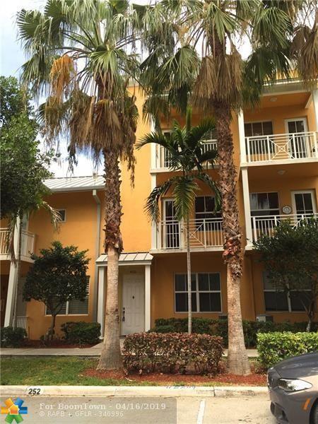 420 SW 13 TERRACE #420, Fort Lauderdale, FL 33312 (MLS #F10160464) :: EWM Realty International