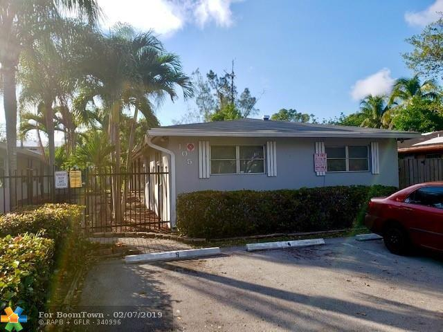 105 SW 18th Ave, Fort Lauderdale, FL 33312 (MLS #F10160626) :: Castelli Real Estate Services