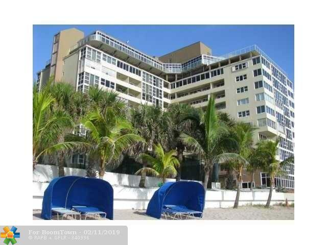 4040 Galt Ocean Dr #435, Fort Lauderdale, FL 33308 (MLS #F10161393) :: The O'Flaherty Team