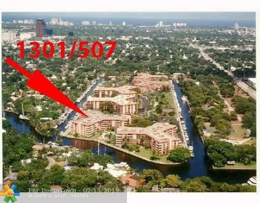 1301 River Reach Dr #507, Fort Lauderdale, FL 33315 (MLS #F10162669) :: The O'Flaherty Team