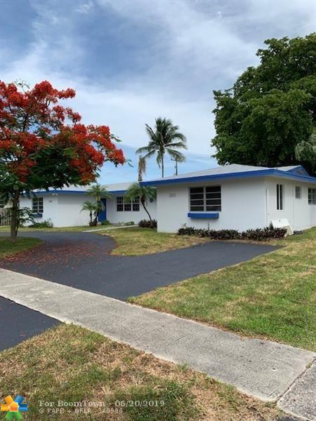 7220 NW 16th St, Plantation, FL 33313 (MLS #F10164188) :: Green Realty Properties