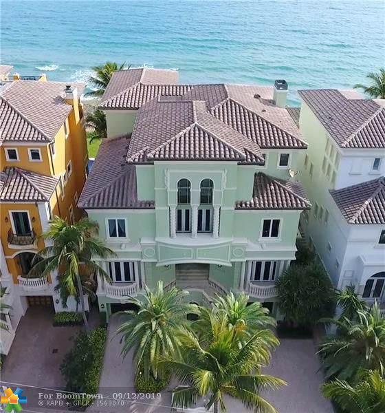 9 W Ocean Pl, Highland Beach, FL 33487 (#F10166139) :: Harold Simon | Keller Williams Realty Services
