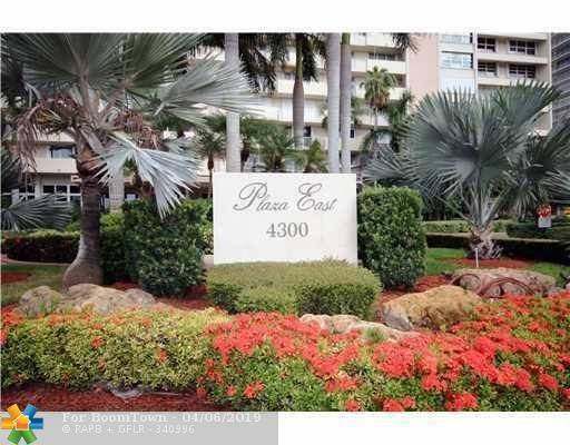 4300 N Ocean Blvd 16F, Fort Lauderdale, FL 33308 (MLS #F10168331) :: Berkshire Hathaway HomeServices EWM Realty