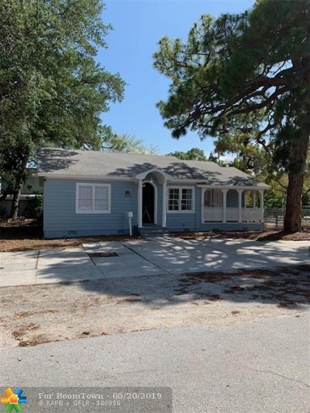 1500 NE 4th Pl, Fort Lauderdale, FL 33301 (MLS #F10173111) :: Green Realty Properties