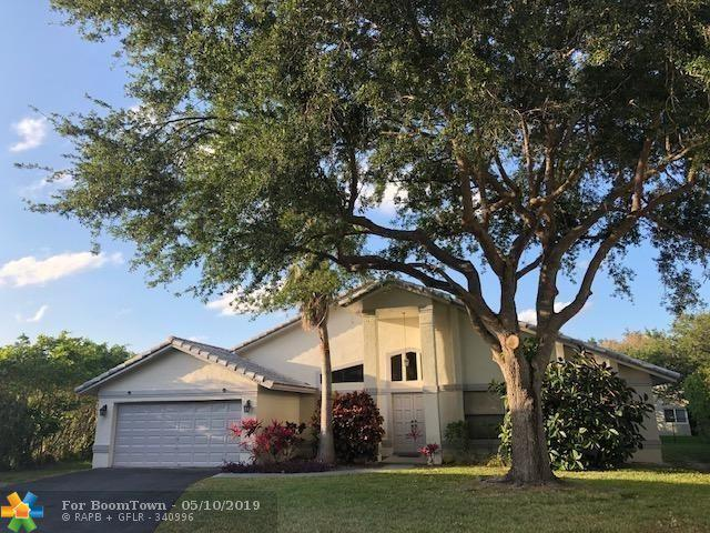 9033 NW 52nd Ct, Coral Springs, FL 33067 (MLS #F10174177) :: Green Realty Properties