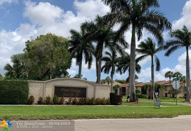 607 Sea Pine Way D, Green Acres, FL 33415 (MLS #F10175799) :: The Paiz Group