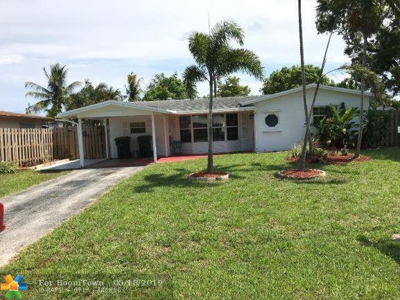 1970 NW 32nd St, Oakland Park, FL 33309 (MLS #F10176767) :: Green Realty Properties