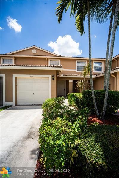 16261 Sierra Palms Dr, Delray Beach, FL 33484 (MLS #F10178494) :: Berkshire Hathaway HomeServices EWM Realty
