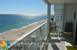 1000 S Ocean Blvd 10P, Pompano Beach, FL 33062 (MLS #F10178884) :: Berkshire Hathaway HomeServices EWM Realty