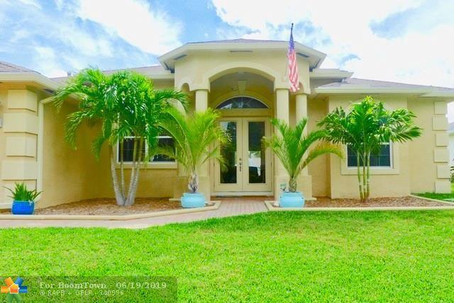 176 SW Euler, Port Saint Lucie, FL 34953 (MLS #F10181240) :: Green Realty Properties