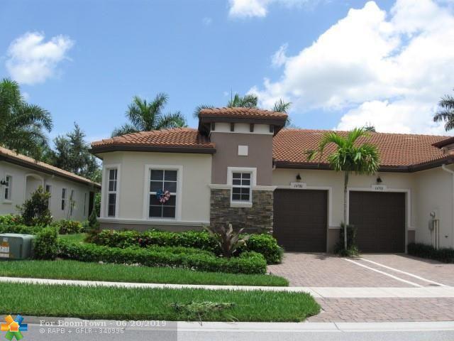 14786 Via Porta #14786, Delray Beach, FL 33446 (MLS #F10181765) :: The O'Flaherty Team
