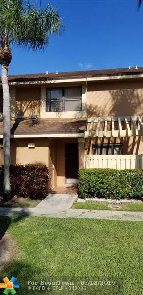 3631 Carambola Cir #2871, Coconut Creek, FL 33066 (MLS #F10182216) :: The Paiz Group
