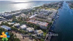 1200 Hillsboro Mile #2305, Hillsboro Beach, FL 33062 (MLS #F10183268) :: Green Realty Properties