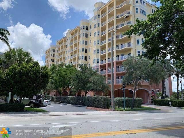 1395 S Ocean Blvd #201, Pompano Beach, FL 33062 (MLS #F10183491) :: The O'Flaherty Team