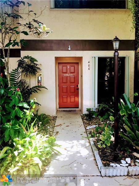 3072 S Oakland Forest Dr #406, Oakland Park, FL 33309 (MLS #F10183962) :: Berkshire Hathaway HomeServices EWM Realty