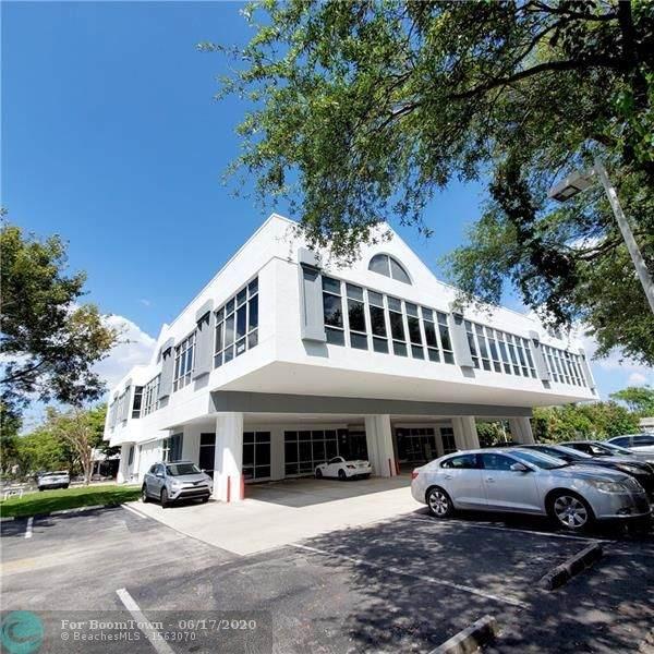 8050 N University Dr #209, Tamarac, FL 33321 (MLS #F10184355) :: Berkshire Hathaway HomeServices EWM Realty