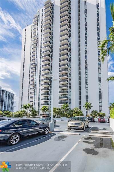 3675 N Country Club Dr #2110, Aventura, FL 33180 (MLS #F10186016) :: Berkshire Hathaway HomeServices EWM Realty