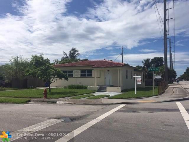 814 NW 18th St, Fort Lauderdale, FL 33311 (#F10187311) :: Weichert, Realtors® - True Quality Service