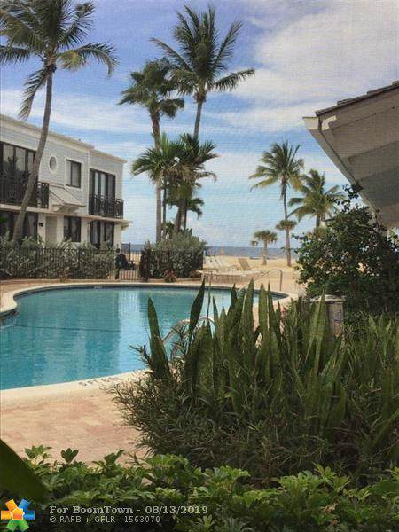 1630 S Ocean Ln #134, Fort Lauderdale, FL 33316 (MLS #F10189306) :: Berkshire Hathaway HomeServices EWM Realty